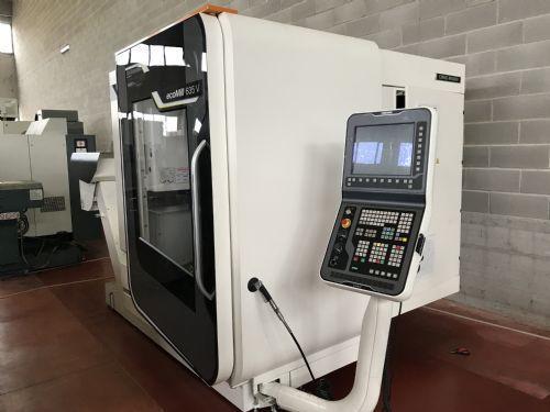Vertical machining centers