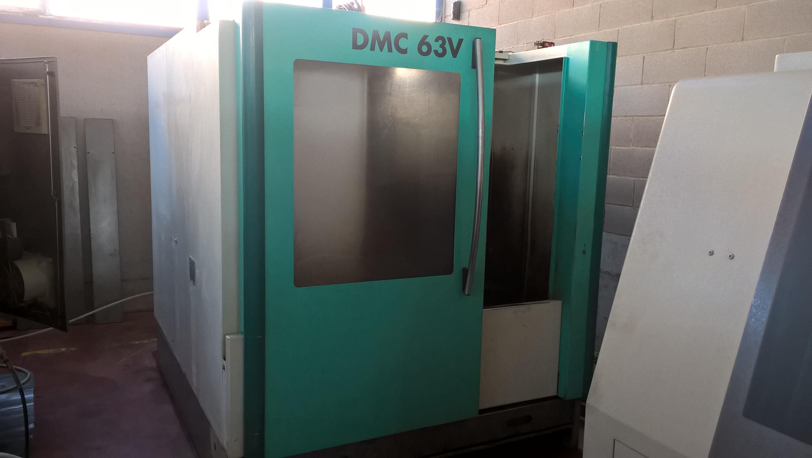 DMC 63 V MACCHINA