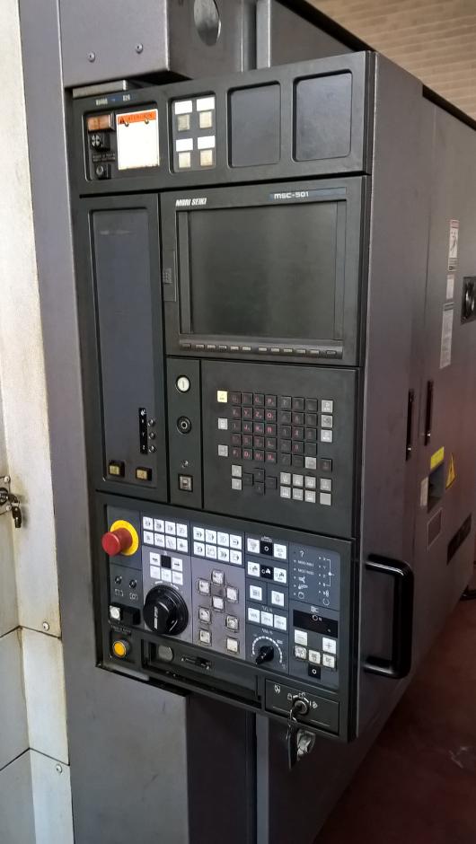 SH 400 cnc