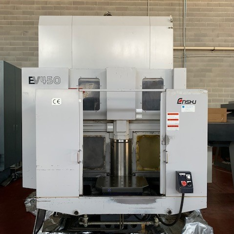 ENSHU EV 450 MACCHINA 2