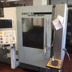 DECKEL MAHO DMC 635 V