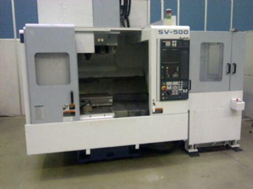 1-MACCHINA SV 500 40