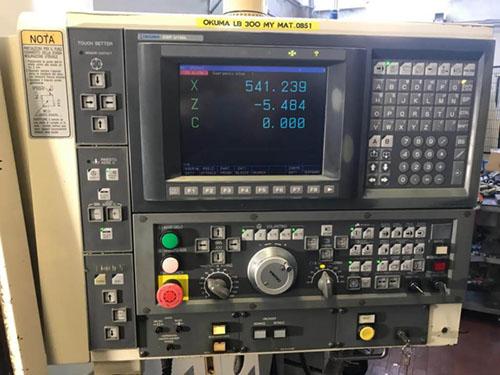 3-CNC OKUMA LB 300_2