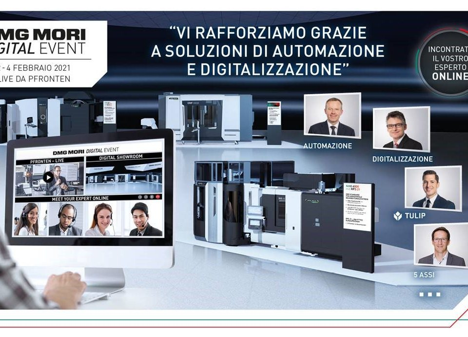 DMG MORI DIGITAL EVENT