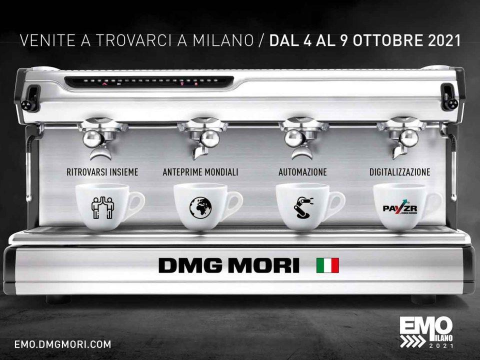 EMO Milano 2021 & Showroom - 4/9 ottobre 2021